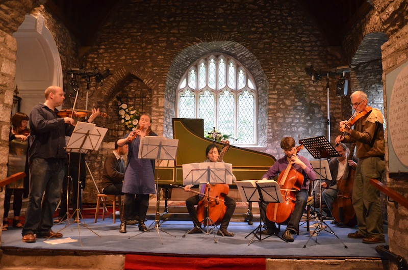 Passacaglia with Monteverdi String Band