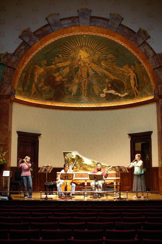 Passacaglia at Wigmore Hall