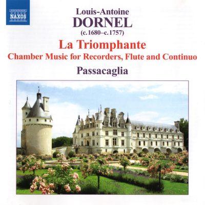 CD cover image of Dornel La Triomphante