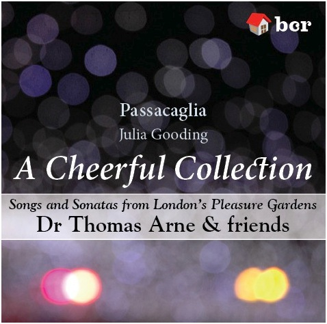 Arne Cheerful Collection CD cover