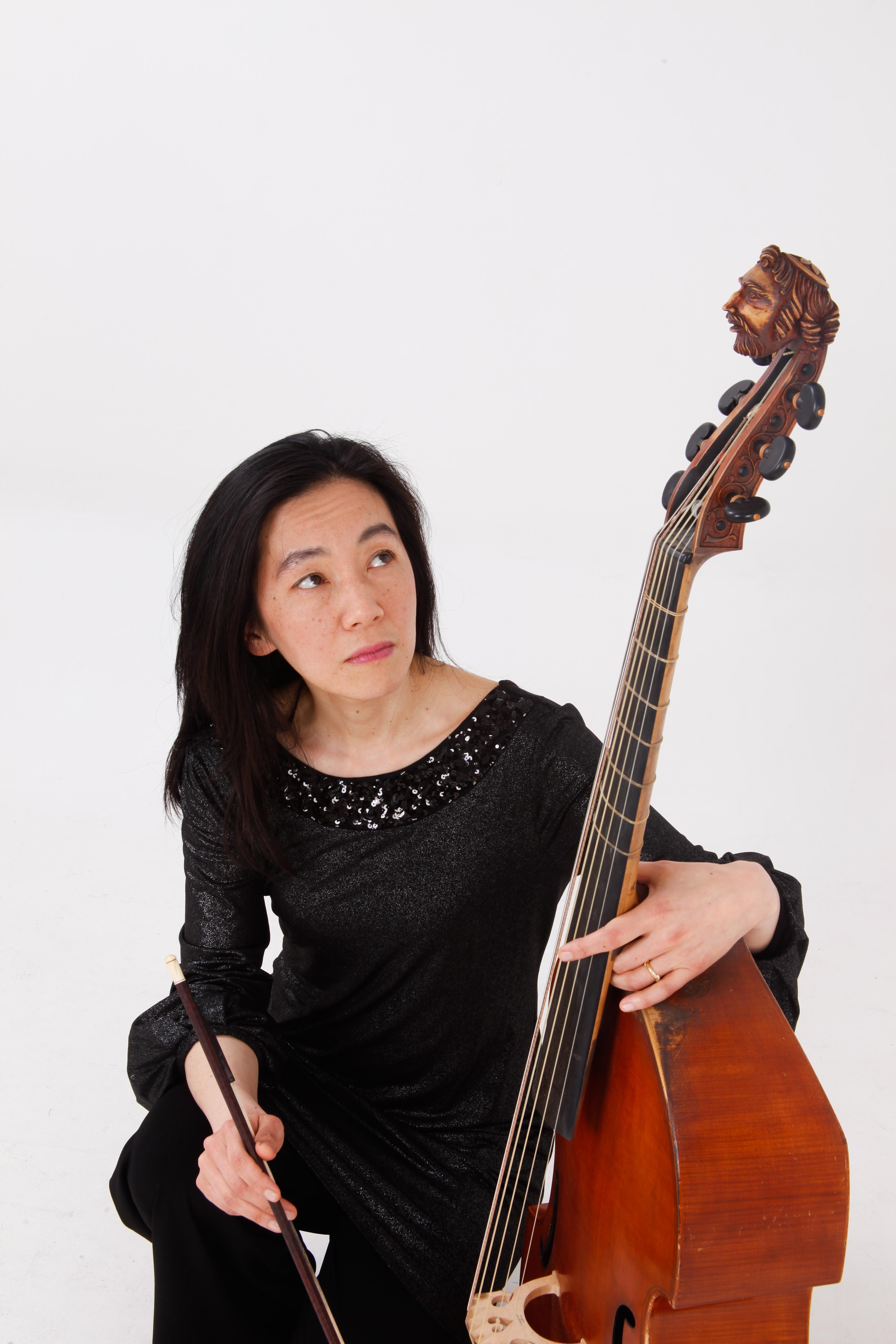 Studio - Passacaglia EnsembleReiko Ichise-White Background