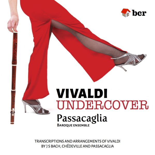 Vivaldi Undercover CD front